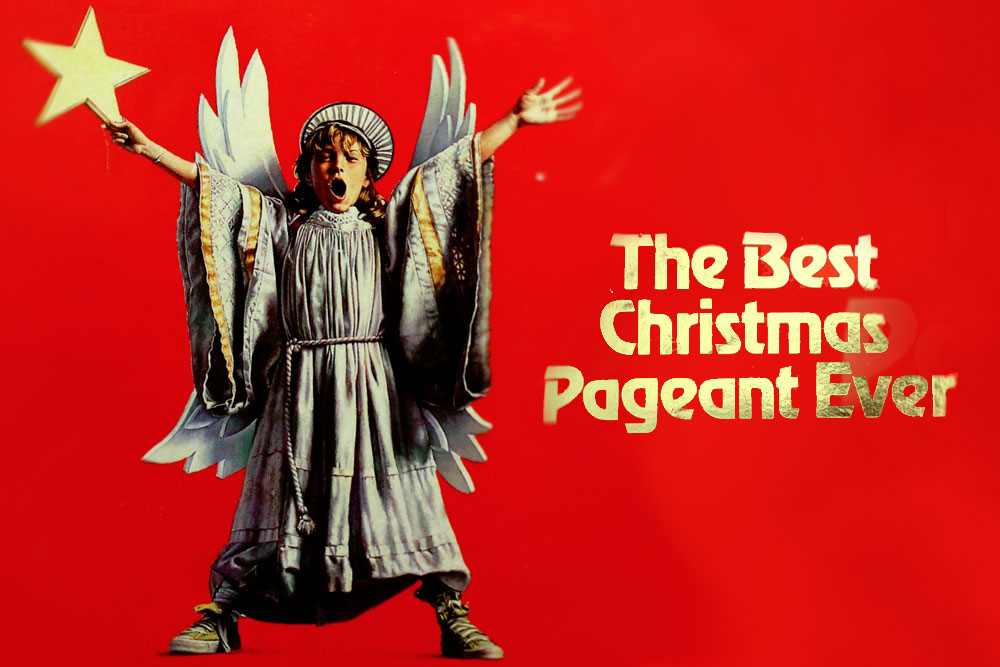 Christmas Pageant.The Best Christmas Pageant Ever Apollo Civic Theatre