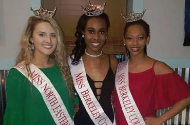 Martinsburg woman named Miss Berkeley County
