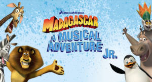 Madagascar - A Musical Adventure Jr. - Youth Theatre Performance
