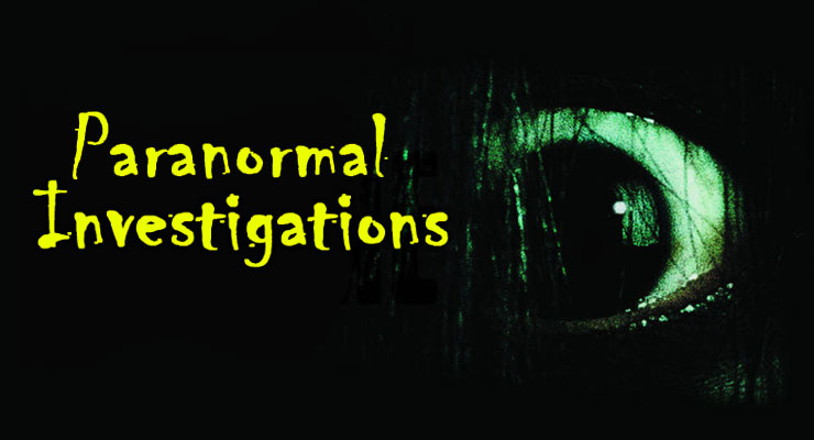 Paranormal Investigations: Apolloween Event