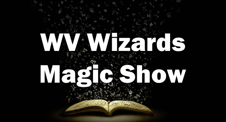 WV Wizards Magic Show
