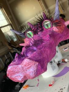 Shrek Jr The Musical She S A Girl Dragon Apollo Civic Theatre